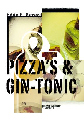 Pizza's en gin-tonic
