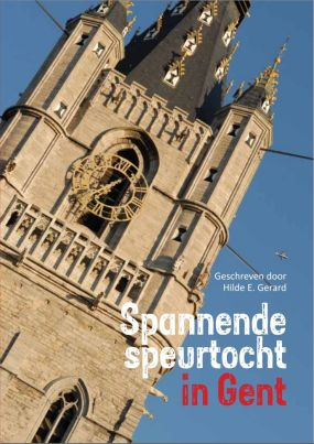 Cover Spannende Speurtocht in Gent